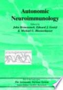 Autonomic Neuroimmunology book
