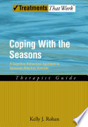 Coping With The Seasons Therapist Guide