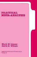 Practical meta analysis
