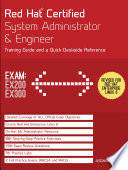 Red Hat Certified System Administrator & Engineer
