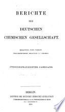 Chemische Berichte