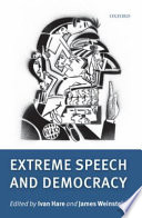 Extreme Speech and Democracy