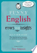 Funny English Errors and Insights Illustrated