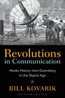Revolutions in Communication