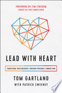 Book Lead with Heart