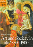 Art and society in Italy  1350 1500