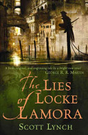 The Lies of Locke Lamora Book Cover