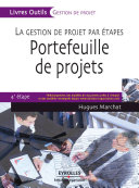 La gestion de projet par   tapes   Portefeuille de projets