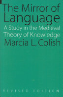 The Mirror of Language (Revised Edition)