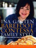 Barefoot Contessa Family Style Book