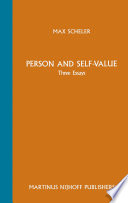 Person and Self Value