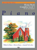 Alfred's Basic Piano Library - Hymn Book Complete 1 (1A/1B)