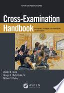 Cross-Examination Handbook