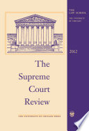 The Supreme Court Review  2012
