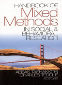 Handbook of Mixed Methods in Social & Behavioral Research