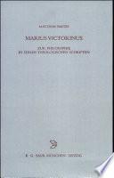 Marius Victorinus