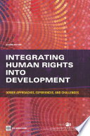 Integrating Human Rights Into Development 2nd Edition Donor Approaches Experiences And Challenges