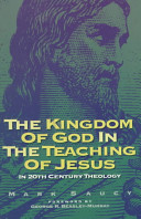 The Kingdom of God in the Teaching of Jesus