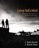 Living God's Word : to grasp the progression of...