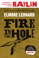 Fire in the Hole with Bonus Material by Elmore Leonard