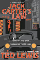 Jack Carter's Law Is The Top Man In