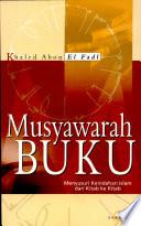 Musyawarah Buku Book Cover