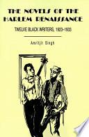 Novels Of The Harlem Renaissance