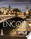 Encore Intermediate French  Student Text  Niveau intermediaire