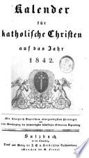 Kalender für katholische Christen