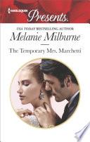 The Temporary Mrs  Marchetti