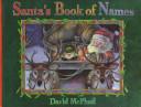 Santa s Book of Names