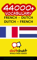 download ebook 44000+ french - dutch dutch - french vocabulary pdf epub