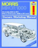 Morris Minor 1000 Owner s Workshop Manual