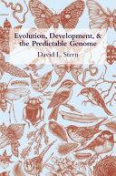 Evolution  Development    the Predictable Genome
