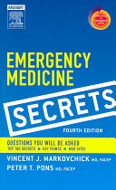 Emergency Medicine Secrets : and expanded edition will cover all aspects of...