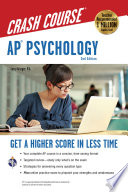 Ap Psychology Crash Course 2nd Ed Book Online