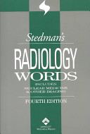 Stedman s Radiology Words