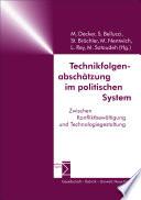 Technikfolgenabschätzung im politischen System
