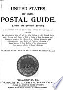 United States Official Postal Guide
