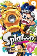 Splatoon, Vol. 9 : video game! the turf wars have...