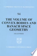 The Volume of Convex Bodies and Banach Space Geometry