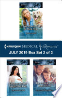 Harlequin Medical Romance July 2019 Box Set 2 Of 2