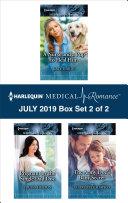 Harlequin Medical Romance July 2019 Box Set 2 Of 2