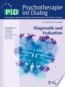 Psychotherapie im Dialog   Diagnostik und Evaluation