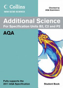 Additional Science For Specification Units B2 C2 And P2 Aqa