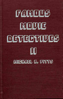 Famous Movie Detectives Ii book