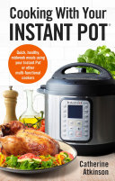 download ebook cooking with your instant pot pdf epub