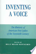 Inventing a Voice