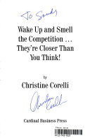 Wake up and smell the competition