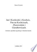 Jan I Kochcicki z Kochcic